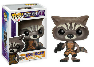 Funko Pop! Guardians of the Galaxy: Vol 2 - Rocket Raccoon #48 Vinyl Figure