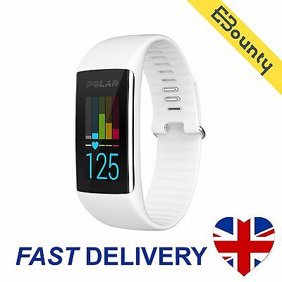Polar A360 Activity Tracker with Wrist Based Heart Rate Monitor