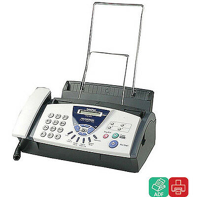 Brother FAX-575 Personal Fax Phone and Copier BRAND NEW NO SALES TAX !!!