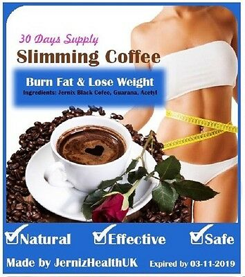Strong Fat Burner Coffee T6 Blend Weightloss&slimming-Skinny Tox-Fast Slim Diet