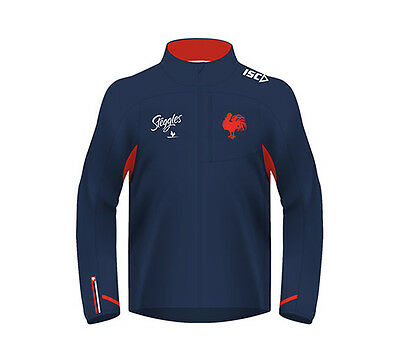 New Sydney Roosters Running Jacket 2017 Mens Supporter-Gear