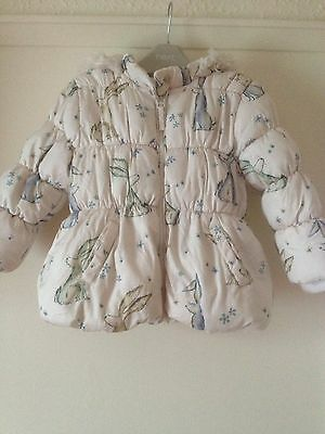 Girls Winter Coat From Next Size 12-18 Months