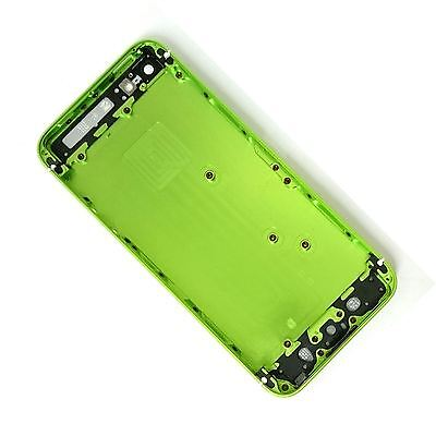 Metal Replacement Alloy Back Housing Part Apple iPhone 5 Green Battery Cover se