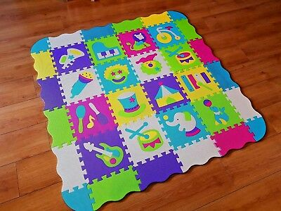 Baby & Toddler Safety Play Mat 150cmx150cm