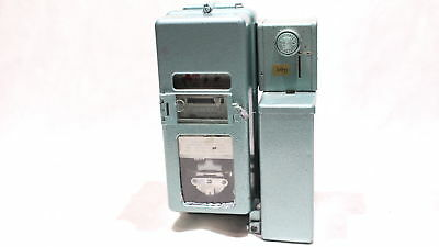 Vintage Coin Operated Electro-Mechanical Ferranti 50p Meter