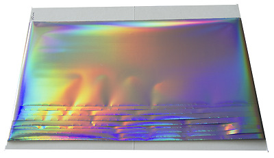 Craft Dragon TODO Holographic hot foil 5m (90p/m) or 10m (85p/m) wrapped on card