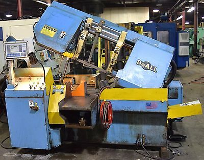 "Doall #c-4100Nc 14"" X 16"" Horizontal Band Saw"