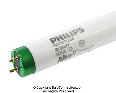 NEW Philips F25T8/TL835 ALTO 28190-7 25W Bulb