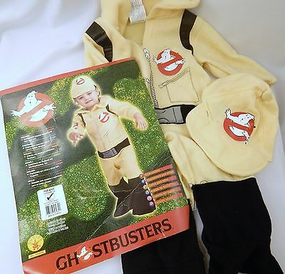 Ghostbusters Dress Halloween Baby Toddler Boys Child Costume Ghost Buster