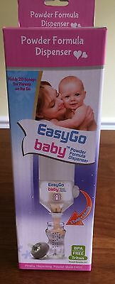 EasyGo Baby Powder Formula Dispenser - only have 2 left without boxes