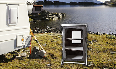 Camping Foldable Cabinet