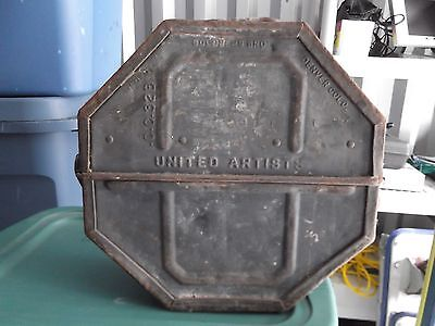 United Artists Film Shipping Container