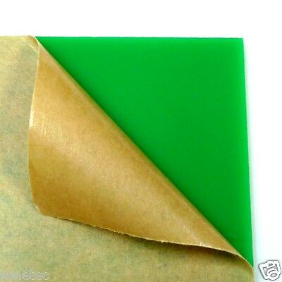 Acrylic Plexigrass Plastic Sheet  Green A4 size 2.5mm