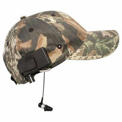 Electronic Shooting Hat by Amazing Technology for Game or Clay Pigeon Shooting