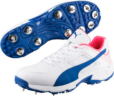 2017 Puma Team Full Spike Cricket Shoes - FREE P&P