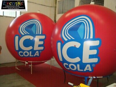 Advertising Blimp Balloon Helium Display With Your Logo Name Model #205