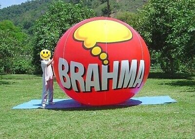 Advertising Blimp Balloon Helium Display With Your Logo Name Model #206
