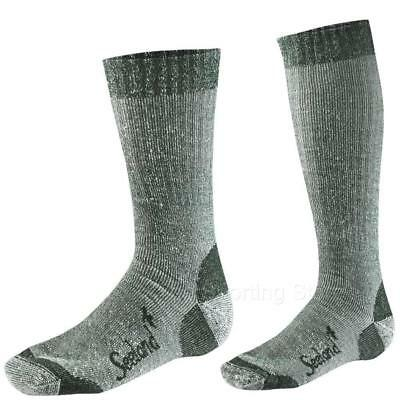 003aca08966f3 Seeland Field Shooting Socks 2 Pack Hunting Walking Sizes M or L