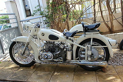 BMW R51/3 sidecar with Steib Sport 31 (1954)Beautiful Motorcycles,Cruisers
