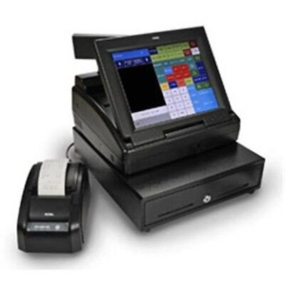 Dell touch screen POS System Cash Register (software not included)