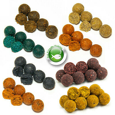 Carp Boilies 20mm Salty Squid Halibut-Tuna Hook Bait Fishing Tackle Handy Pack