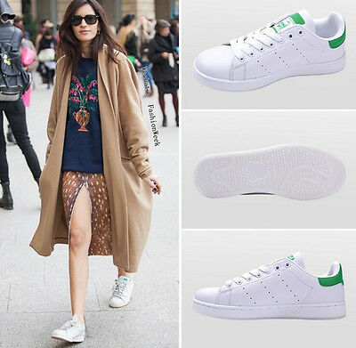 Fashion Women's Casual Sneakers Athletic Breathable Flats Running Sport  Shoes