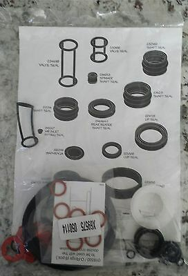 Lot of 2 Taylor X49463-80a O-Ring Tune Up Kits - NEW