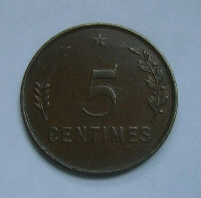 Luxembourg  5 Centimes 1930, Ruler: Charlotte