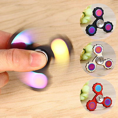 Starss Hand Spinner Tri Fidget Ball Desk Toy Quit Smoking Toy for Kids/Adult