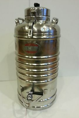 AERVOID 804 Thermal 5 gallon Stainless Steel Dispenser
