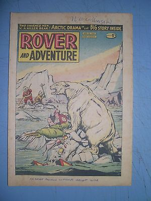 Rover issue dated April 20 1963