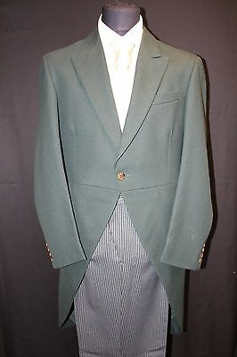 Mens And Boys Green Tails Jackets