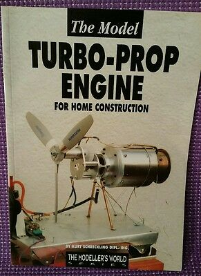 Turbo Prop Engine For Home Construction