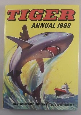 tiger annual 1969 - 1969 tiger annual unclipped