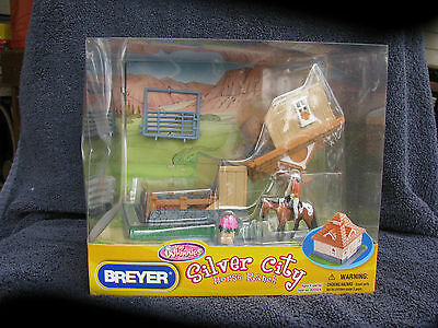 Breyer Mini Whinnies MW Silver City Set 300124 NRFB from 2007