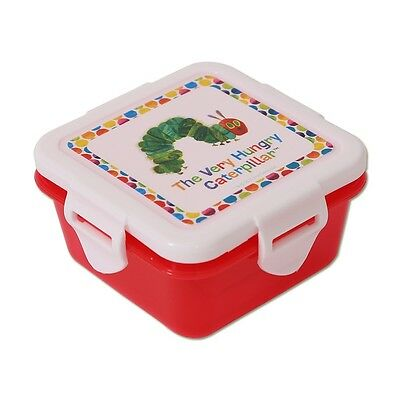 The Very Hungry Caterpillar Snack Box for Kids Mini Lunch Container Eric Carle