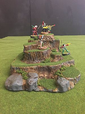 Warhammer, LOTR, Grunts, Earth, Sci-fi, 40K, Model Terrain & scenery Mountain 2