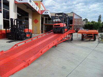 NEW!! Loading Dock Ramp, Movable Dock Ramp, 8Ton,only $14,960,  Our Factory !!