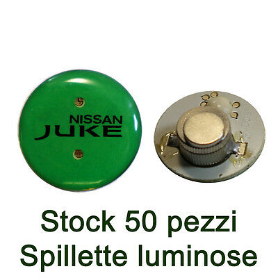 Stock 50 Spillette Luminose Nissan Juke per feste party gadget da regalare