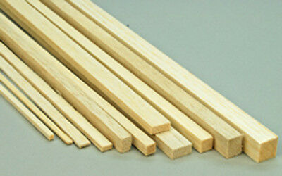 Balsa Wood Balsa Strip 900mm Long Select Dimensions & Pack Quantity Bargain!!!!!