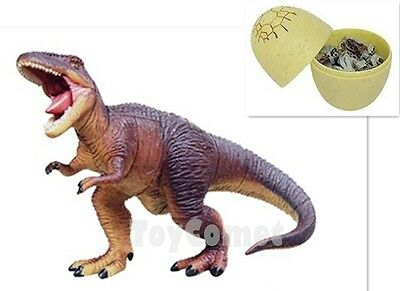 Tyrannosaurus Rex Dinosaur Dino Part V 4D 3D Puzzle Egg Model Kit Toy
