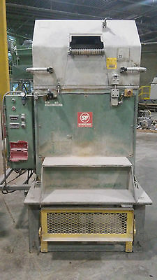 Scheer Bay Strand Pelletizer SGS 300-A (With Carbide Rotor)