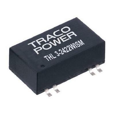 1 x TRACOPOWER DC/DC converter THL 3-4823WISM, 18-75V,+/-15Vo 100mA 3W
