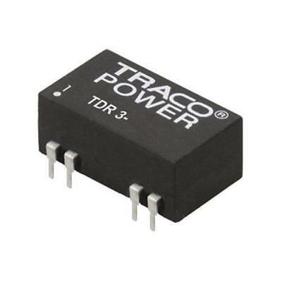 TRACOPOWER TEM 2 2W Isolated DC-DC Converter Through Hole Vin 4.5 → 5.5 V dc,