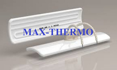 1000W  HEATING ELEMENT CERAMIC INFRARED 230V 1000W 60mm Width, 245mm lenght