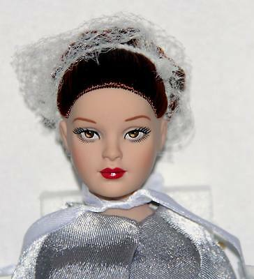 Dinner Dance Tiny Kitty doll Tonner 2013 Bisque skin tone NRFB w/ stand