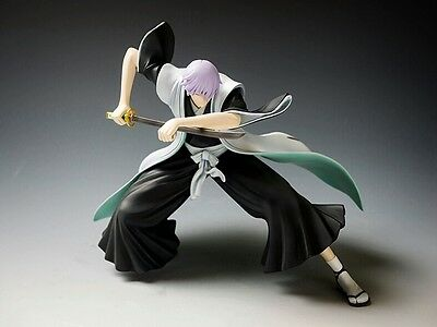 "Bleach Gin Ichimaru 20cm 8"" Model fans resin figure - New with box"