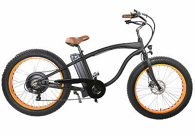 Bike Frame Fat Bike Look Lite Alloy Black Powder Coat Frame Only