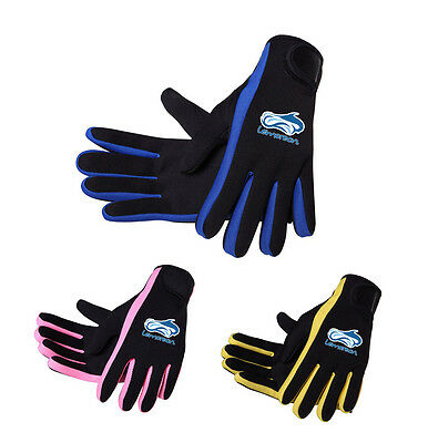 Wetsuits Gloves Scuba Premium Neoprene 1.5mm Diving Gloves Five Finger Glove