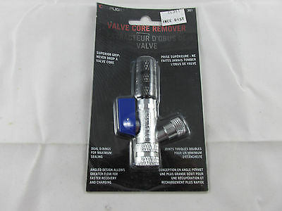 Cliplight 301 Valve Core Remover Tool - Vacuum - Charge - Recovery Valve 4in1 ?
